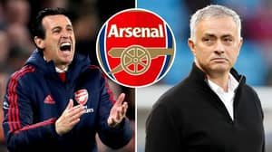 Jose Mourinho Impressed Arsenal With Squad Plans After 'Dining With Gunners Chief Raul Sanllehi'