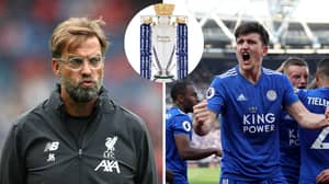 Man Utd Fans Are Remembering When Harry Maguire Stopped Liverpool Winning The Premier League