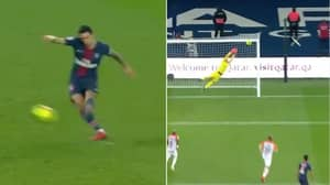 Angel Di Maria's Free-Kick Against Montpellier Dubbed 'The Most Satisfying Of The Season'