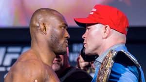 UFC Champion Kamaru Usman Perfectly Shuts Down Colby Covington For Slamming NBA Boycott