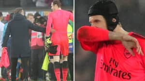 Why Carlos Carvalhal Asked For Petr Cech's Shirt After Beating Arsenal