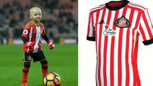 Sunderland Release Tribute Kit For Bradley Lowery
