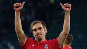 Philipp Lahm To Be Inducted Into Bayern Munich Hall Of Fame