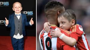 Bradley Lowery Will Be Honoured At The BBC Sports Personality Of The Year Awards