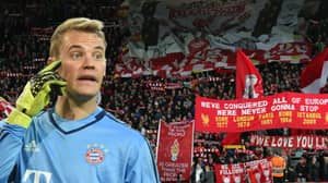 Bayern Munich's Manuel Neuer Explains How He'll Deal With The Anfield Crowd