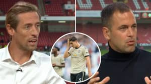 Peter Crouch And Joe Cole Brilliantly Discuss Manchester United's Problems