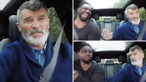 The Second Episode Of Roy Keane And Micah Richards' Show Is Here And It Is Pure Comedy Gold