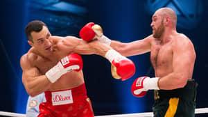 "Tyson Fury Accused Of ""Abusing Substances Again"" By Wladimir Klitschko In Brutal Twitter Rant"
