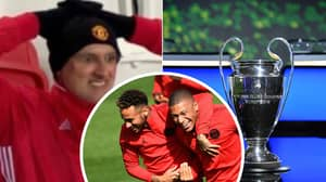 Fans React After Manchester United Are Handed Group Of Death