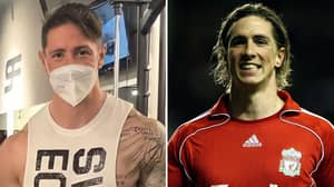 Liverpool Legend Fernando Torres' Remarkable Body Transformation Continues With New Gym Pic