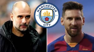 Manchester City Are Preparing To Offer 'Three-Player Swap Deal' For Lionel Messi