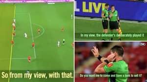 Fans Demand Premier League Copy VAR Process From A-League