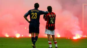 Remembering One Of The Most Iconic Moments In Milan Derby History