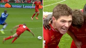 Seven Years Ago Today, THAT Steven Gerrard Slip Happened And Football Changed Forever