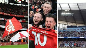 How Full Every Premier League Stadium Has Been This Season