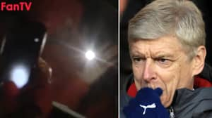 Why Riyad Mahrez Was At The Emirates For Arsenal Vs. Chelsea