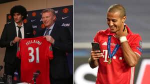 David Moyes Signed Marouane Fellaini After Holding Off On Move For Thiago Alcantara
