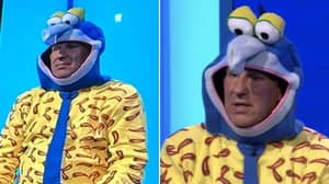 Why Paul Merson Dressed Up As 'Gonzo' On Sky Sports