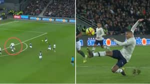 Di Maria, Alves And Mbappe Combine Perfectly To Score Stunning Paris Saint-Germain Goal
