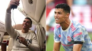 Cristiano Ronaldo Scammed Out Of Six-Figure Sum After Trusting Travel Agent With Credit Card Pin