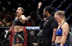 Amanda Nunes Trolls Ronda Rousey After Brutal Victory