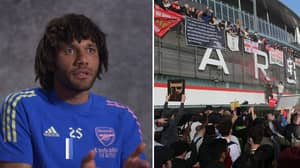Mohamed Elneny Pleads With Arsenal Fans For Better Treatment In Emotional Interview
