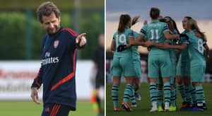 Arsenal Manager Joe Montemurro: Why Change The Size Of Goals? Are Women Footballers Not Capable?
