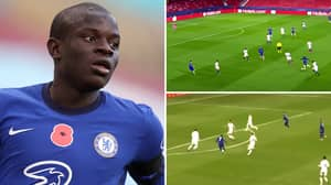 Stunning Compilation Of N'Golo Kante's 2021 Highlights Show 'Why He SHOULD Win The Ballon d'Or'