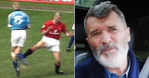 Roy Keane Insists He Has 'No Regrets' Over Injuring Alf-Inge Haaland