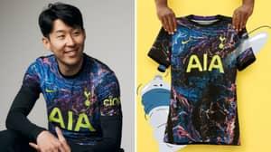 Tottenham Hotspur's New Away Kit Is Definitely Splitting Opinion