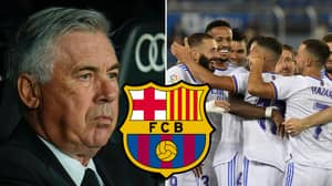 Real Madrid Player 'Desperate' To Join Barcelona, First Transfer Between Clubs In 14 Years