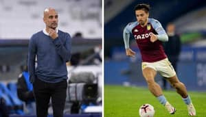 Pep Guardiola Makes Comment On Jack Grealish Amid Man City Link