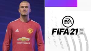 David Beckham Has Been Added To FIFA 21 As Part Of New Title Update
