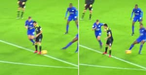 WATCH: Relive Pedro's Outrageous Pass For Chelsea's Third Goal
