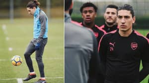 The Allegedly 'Leaked' Audio Clip Of Hector Bellerin Talking About Leaving Arsenal Goes Viral