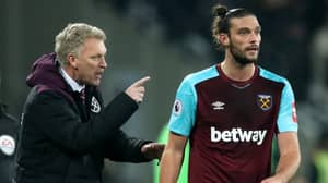 Andy Carroll Sent Home From Training After Bust-Up With David Moyes