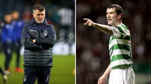 Roy Keane Eyeing Return To Management With Celtic