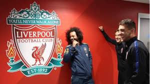 Luka Modric, Marcelo And Mateo Kovačić Mock Liverpool At Anfield