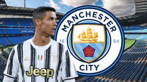 Manchester City Told To Sign Cristiano Ronaldo, 'Will Score 25 Goals Under Pep Guardiola'
