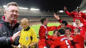 Sir Alex Ferguson Set To Return To Man Utd Dugout For Rematch Of '99 Champions League Final