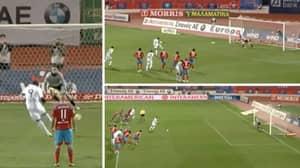 Djibril Cisse Hit A Penalty So Cleanly, It's Still Called The Best Spot Kick Ever Taken