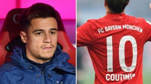 Bayern Munich Drop Biggest Hint Yet They Won't Sign Philippe Coutinho Permanently