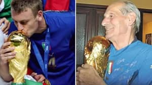 Daniele De Rossi Left His World Cup Winner's Medal In Former Kit Man's Coffin