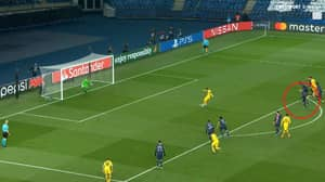 Lionel Messi's Missed Penalty Against PSG Should Have Been Retaken