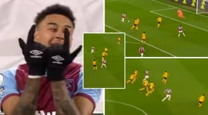 Jesse Lingard Compilation Vs Wolves Shows Him 'Giving Dimitri Payet Vibes At West Ham'