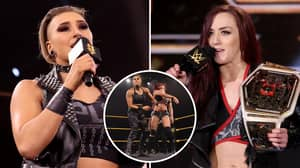 Rhea Ripley Wants To Face Kay Lee Ray 'So Bad' And Become An NXT Double Champ