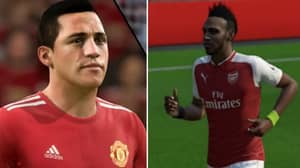 Alexis Sanchez, Pierre-Emerick Aubameyang And More Receive Transfer Upgrades On FIFA 18