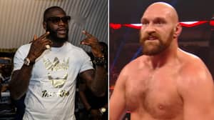 Tyson Fury Says WWE Didn't Want Deontay Wilder Because He's Boring