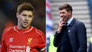 Liverpool Legend Steven Gerrard Is In The Frame For The Everton Job