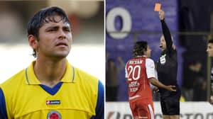 Dirtiest Player In Football History Was Sent Off 46 Times In His Career